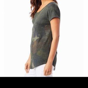 Alternative Apparel Camo T-Shirt